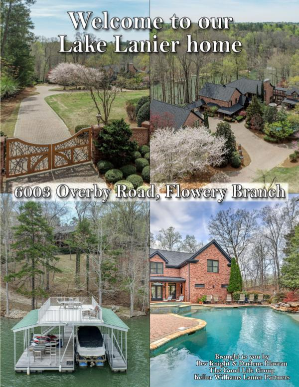 6003 Overby, Fl Branch, Ga - Home Book HomeBookPages