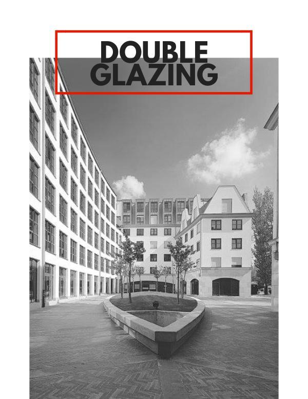 Double Glazing Double glazing