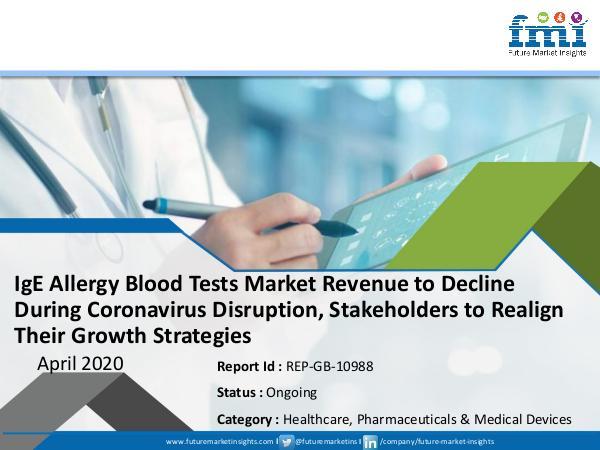 IgE Allergy Blood Tests Market to Witness Contraction, as Uncertainty IgE Allergy Blood Tests Market