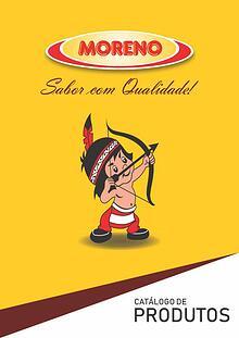 Catálogo Doces Moreno