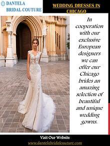 Chicago wedding dresses