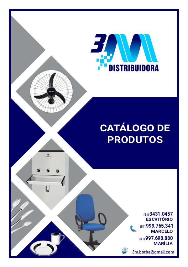 3M Distribuidora - Gravataí CATALAGO FINAL