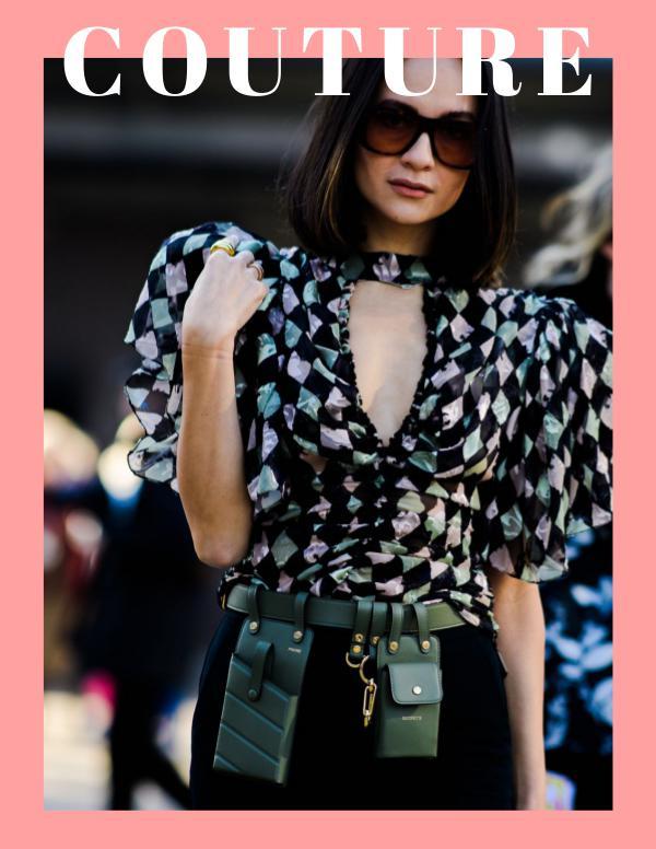 Couture Magazine Marzo 2019!