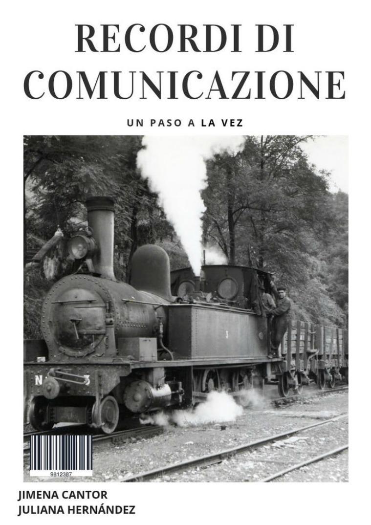 Mi primera revista Recordi Di Comunicazione