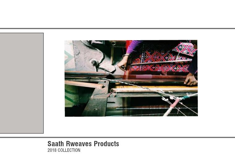 Saath Rweaves Catalog 1