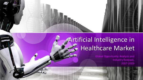 Top Investment Pockets in Artificial Intelligence in Healthcare Marke Top Investment Pockets in Artificial Intelligence