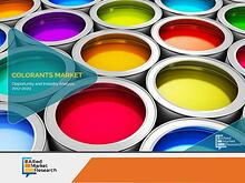 Colorants Market To Witness Phenomenal Growth by 2023