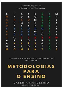 Teorias e exemplos de sequências didáticas: metodologias para ensino
