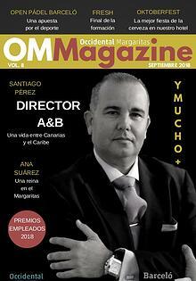 OMMagazine Septiembre