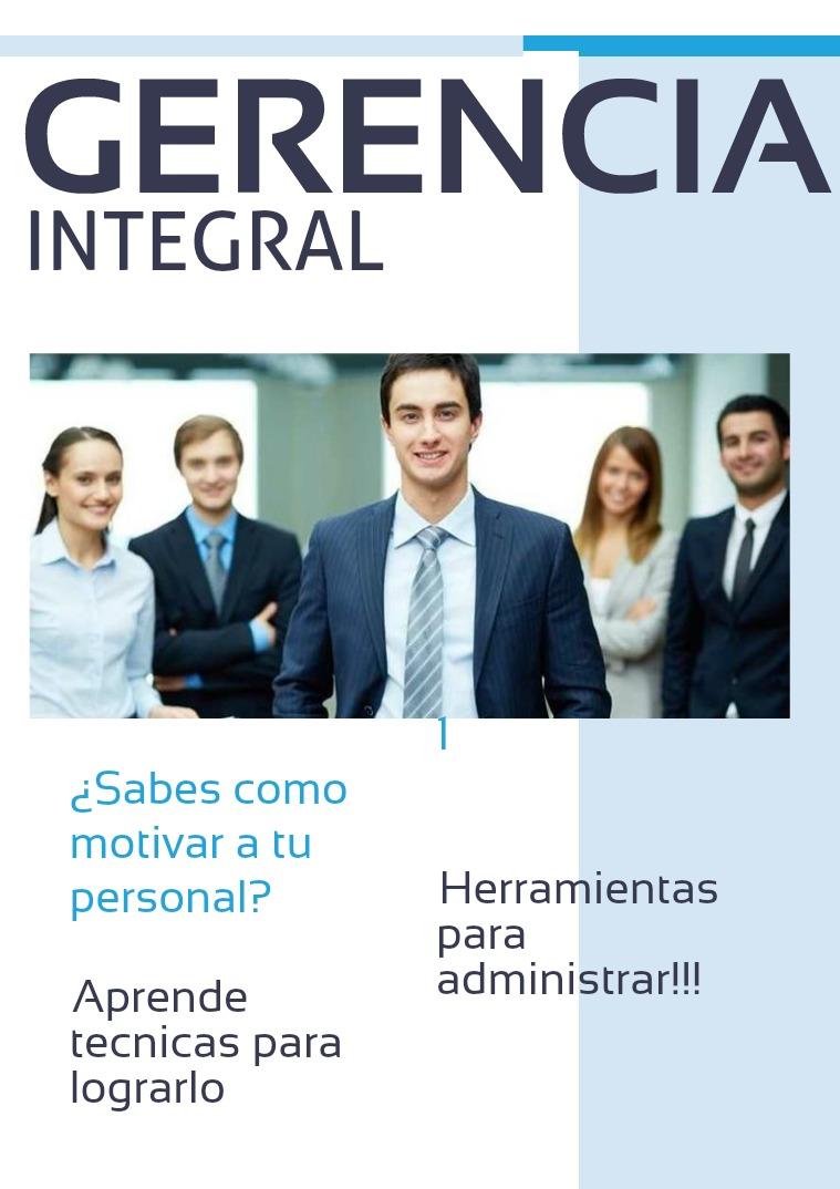 GERENCIA INTEGRAL 1