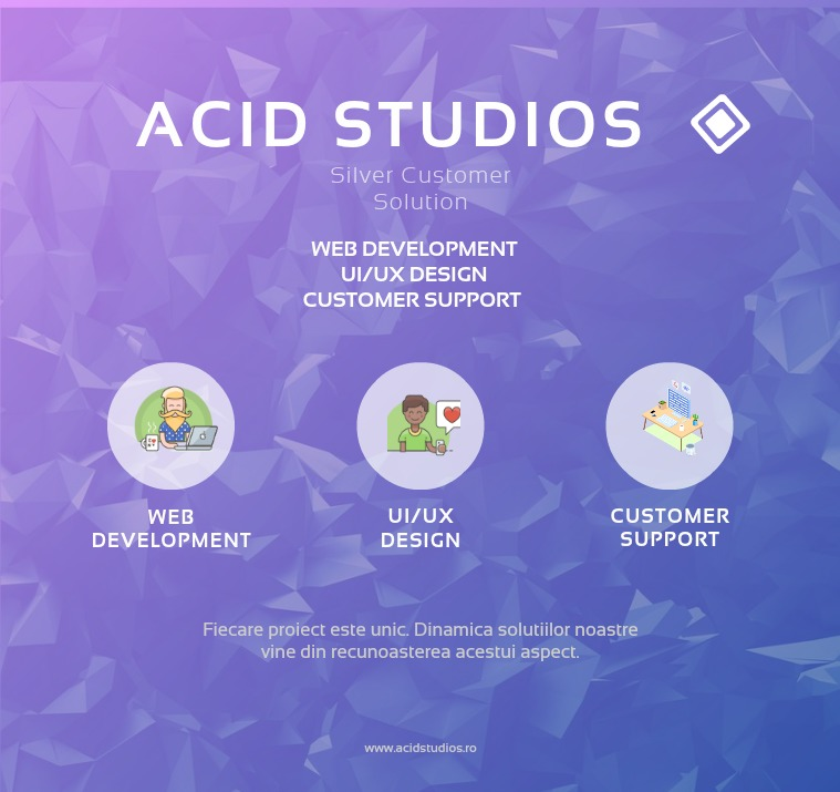 Acid Studios Issue Volume I