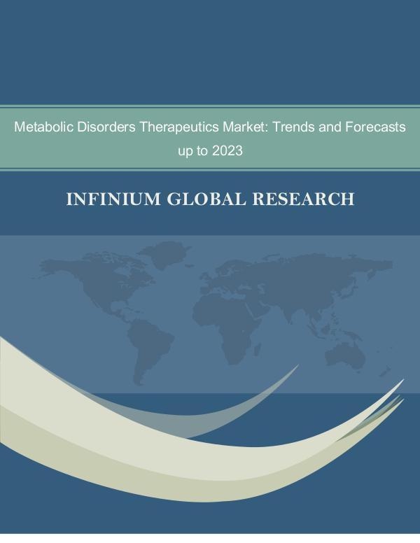 Infinium Global Research Metabolic Disorders Therapeutics Market