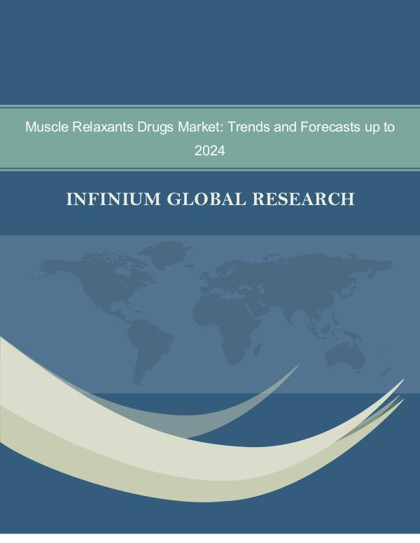Infinium Global Research Muscle Relaxants Drugs Market