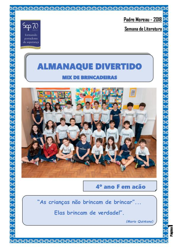 Santa Maria Literatura ALMANAQUE Ok- 4ºF_VERSÃO CORRETA FINAL_2018