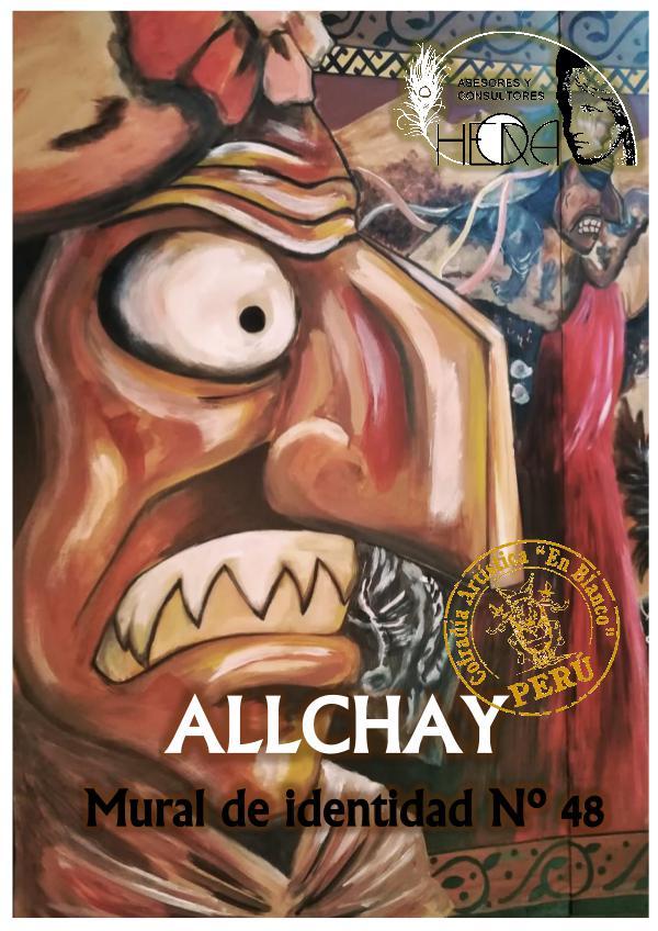 BOLETIN Nº71 DE EN BLANCO ALLCHAY