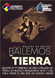 RECITAL: BAILEMOS TIERRA
