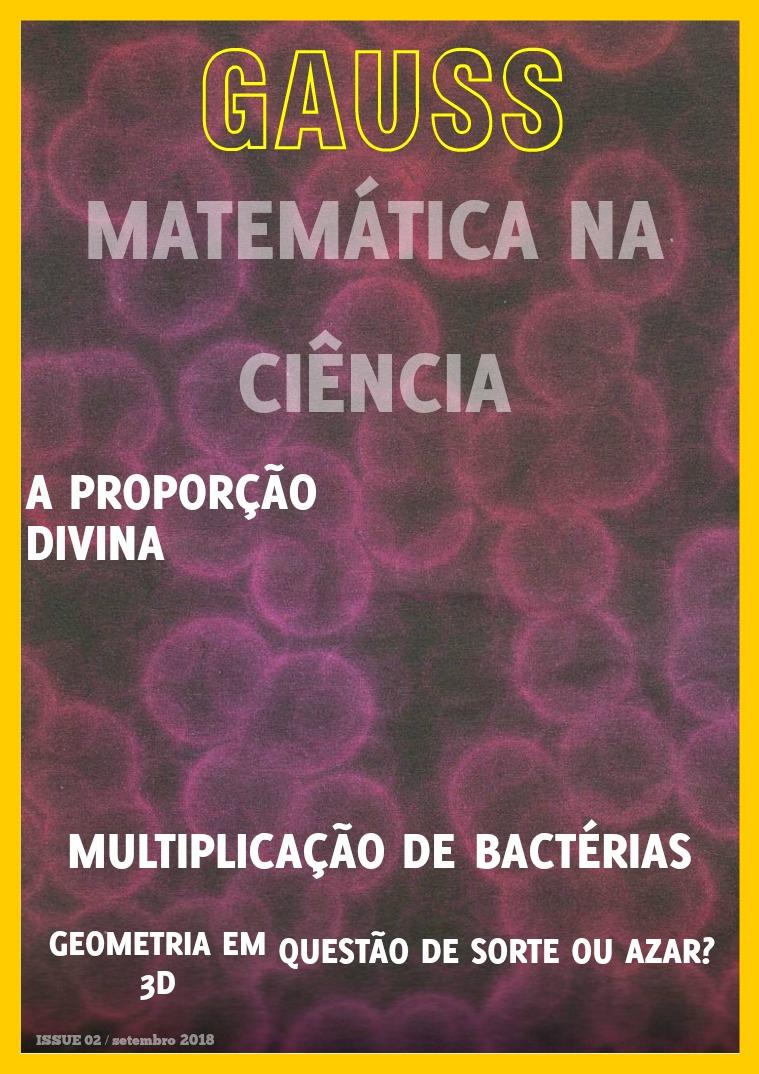 Revista Gauss Revista
