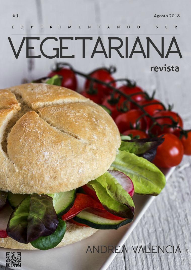 Experimentando ser Vegetariana vl.1