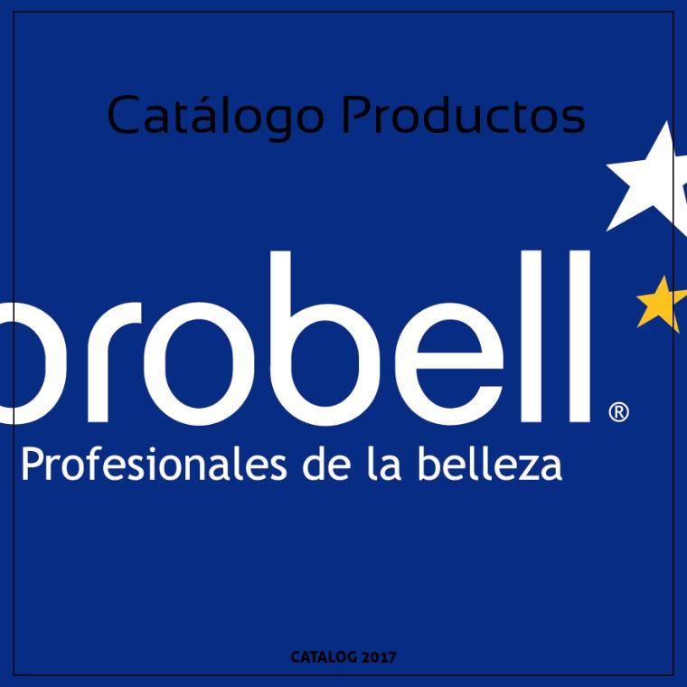 Catálogo de productos Probell Catálogo de productos de belleza profesional