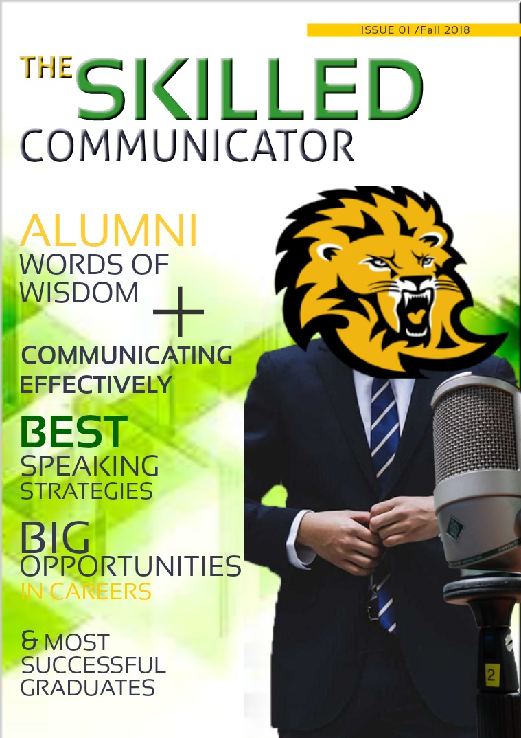 The Skilled Communicator Vol. 1