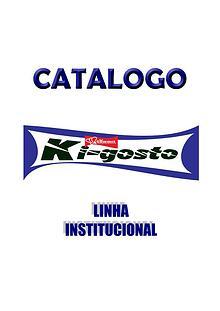 CATALOGO KI-GOSTO
