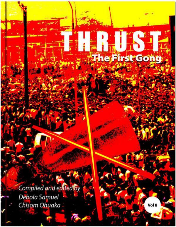 First Gong Vol. 8: Thrust FIRST GONG 8 THRUST