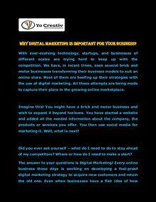 YOCreativ Pvt Ltd