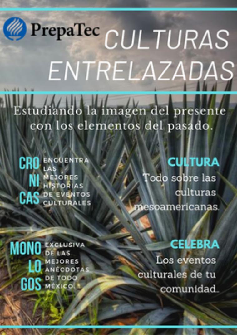 Cultura Entrelazadas 1
