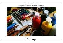 Catálogo de materiales de arte