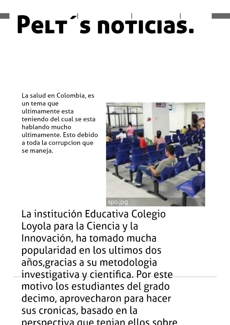 Mi primera revista Español