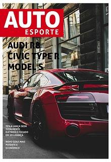 Auto Esporte - Revista Gabriel Campos