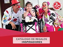 CATÁLOGO DE REGALOS INSPIRADORES