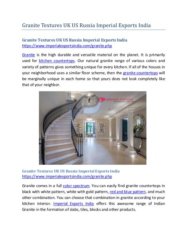 Granite Textures UK US Russia Imperial Exports India Granite Textures UK US Russia Imperial Exports Ind