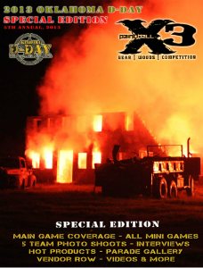 2013 Oklahoma D-Day Special Edition