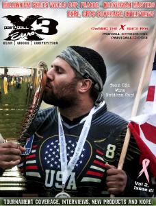 PaintballX3 Magazine PaintballX3 Euro Sept/Oct 2013