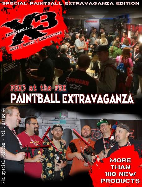 Special Paintball Extravaganza Edition