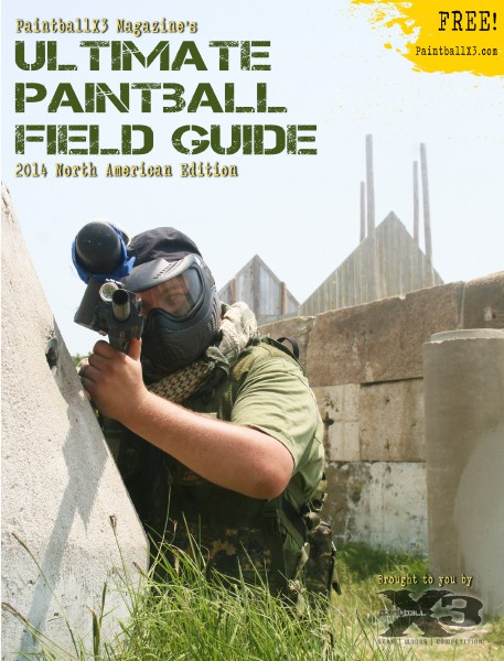 PaintballX3 Magazine Ultimate Paintball Field Guide