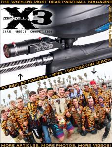 PaintballX3 Magazine Paintball X3 MAgazine, April 2012