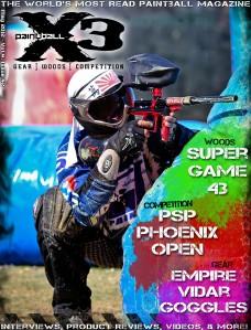 PaintballX3 Magazine PaintballX3 Magazine May2012