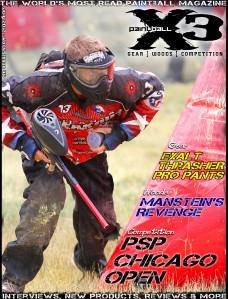 PaintballX3 Magazine July 2012
