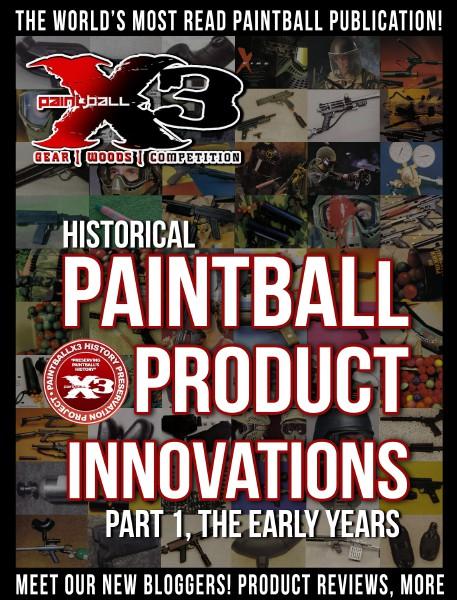 PaintballX3 Magazine Decmber 2015 Issue