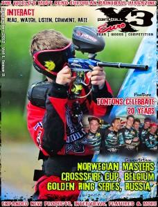 PaintballX3 Euro, September 2012
