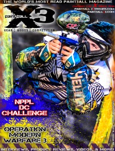 Paintball X3 Magazine September 2012 Issue