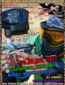 PaintballX3 Euro October 2012