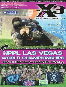 PaintballX3 Magazine, October 2012 Issue