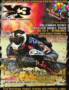 PaintballX3 Euro, November 2012