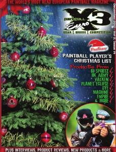 PaintballX3 Euro December, 2012