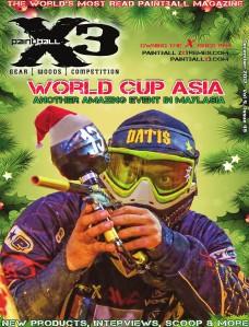 PaintballX3 Magazine, December 2012 Issue