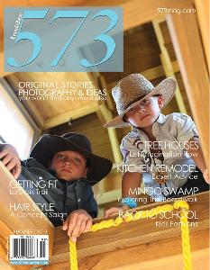 573 Magazine Aug/Sept 2013