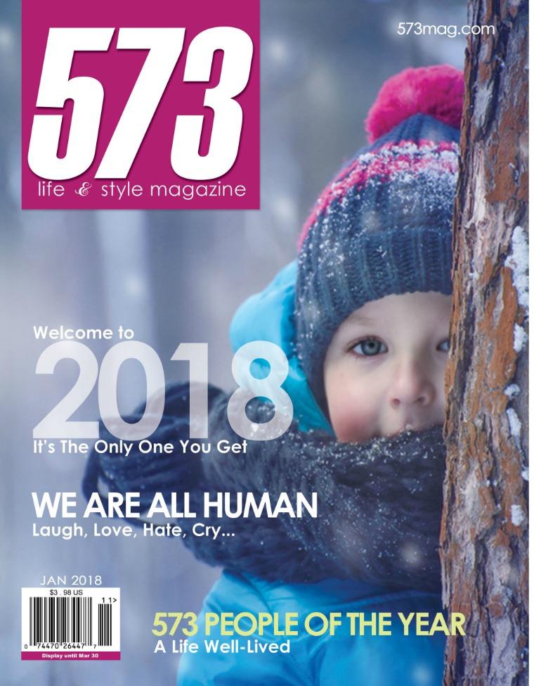 573 Magazine Jan 2018